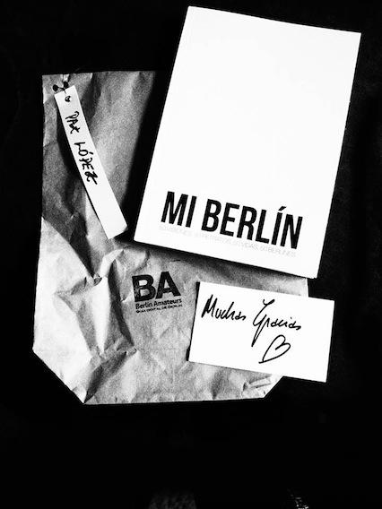 Mi Berlín © Paz López Urzaiz
